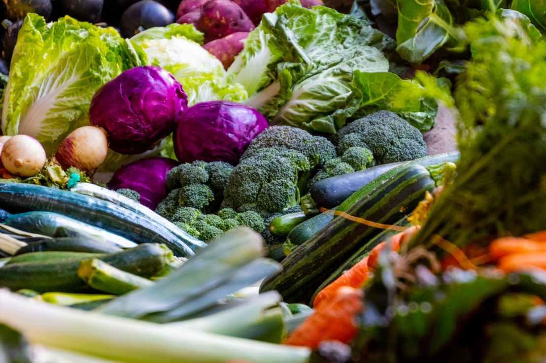 Que hacer para empezar agregar más vegetales en mialimentación.
